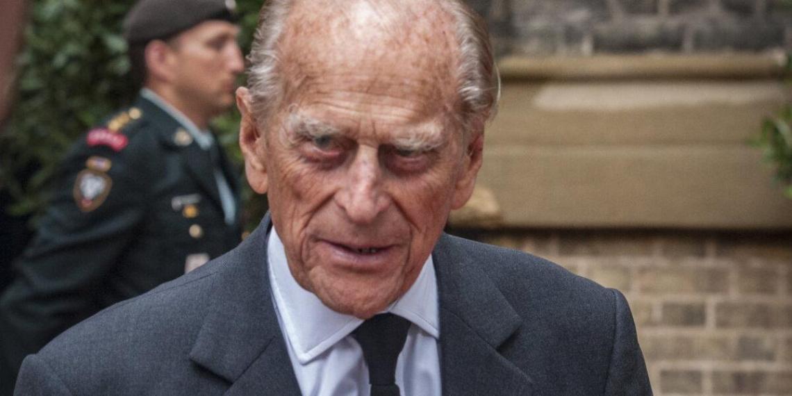 В возрасте 99 лет скончался супруг Елизаветы II принц Филипп