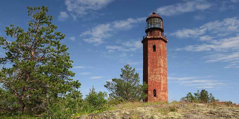 На маяке в Финском заливе нашли клад