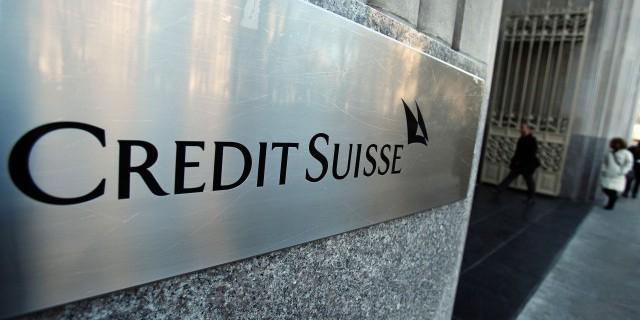 Credite Suisse ожидает укрепления рубля в начале 2016 года