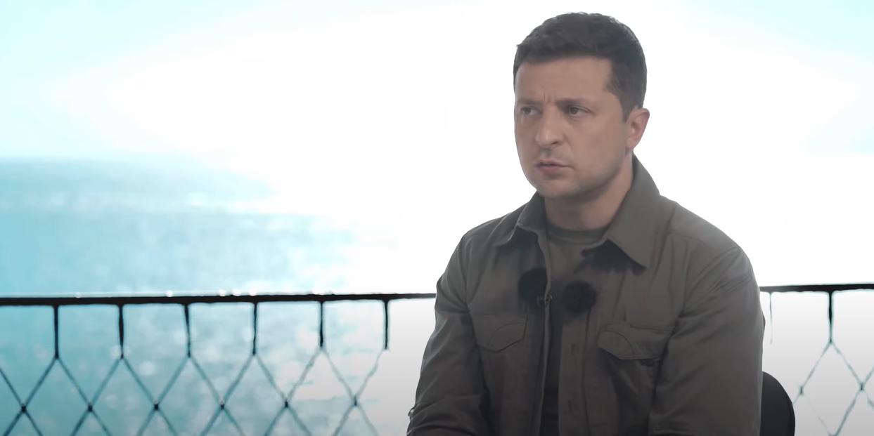 Зеленский: жители Крыма с радостью примут украинскую власть