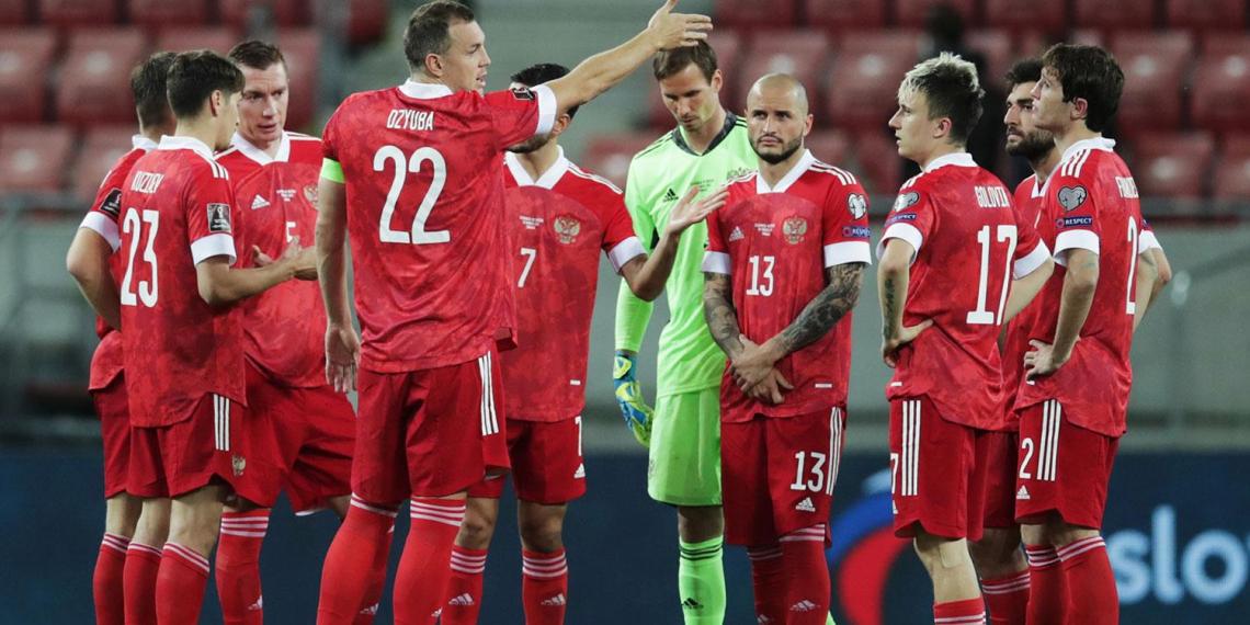 Раскрыт размер призовых сборной России за участие в Евро-2020