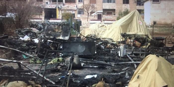 В Алеппо скончалась вторая российская военнослужащая-медик
