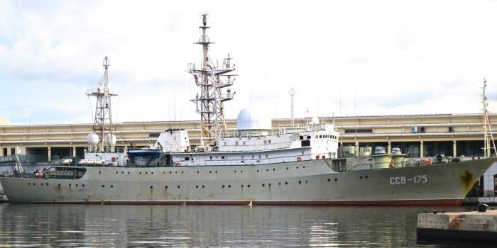 Американские военные пошутили над присутствием разведкорабля РФ у своих берегов