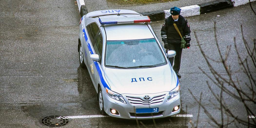 Белгородцев начали штрафовать за передвижение на личных машинах