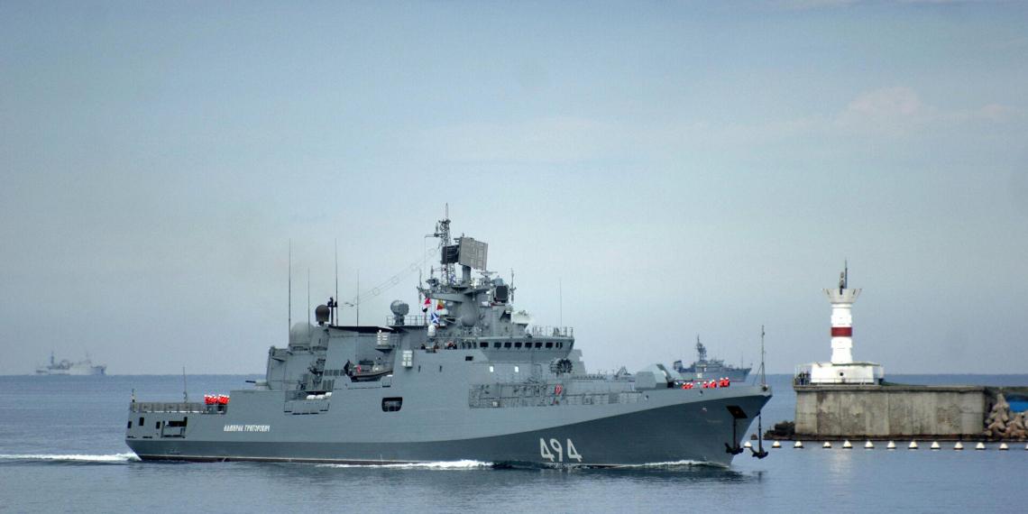 Судан приостановил договор с Россией о создании военной базы