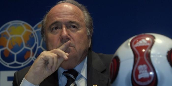 Блаттер: если бы ЧМ-2022 передали США, коррупционных скандалов не было бы