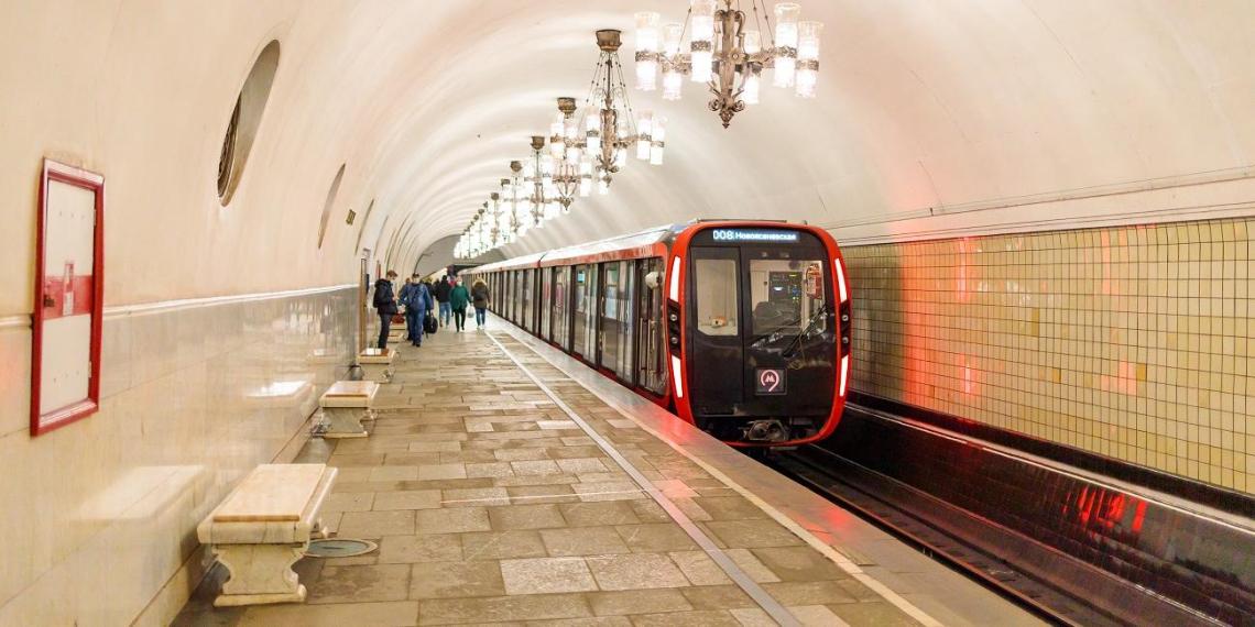 В Москве установили рекорд по запуску новых станций метро