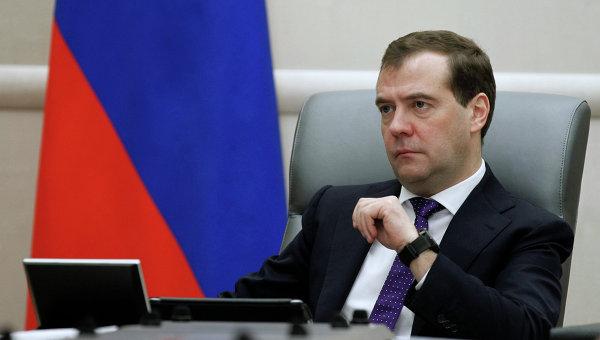 Медведев: сотрудничество России и Украины будет исключительно «европейским»