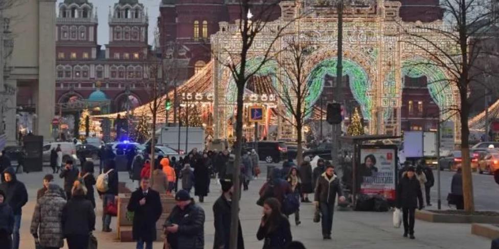 Россиянам пообещали аномальное тепло в январе