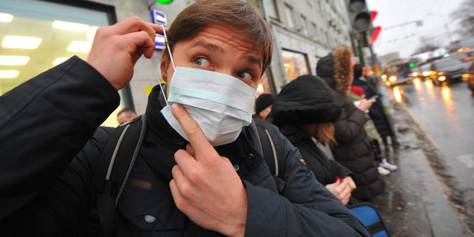 В Петербурге госпитализировали свыше 30 прибывших из Китая