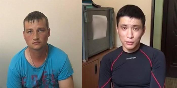 Задержанные на Украине российские пограничники арестованы на 15 суток