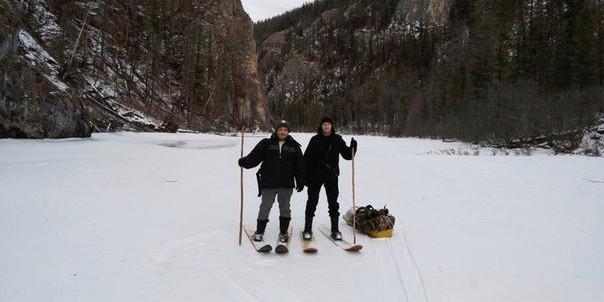 Полицейские прошли на лыжах 120 километров по тайге, преследуя браконьеров