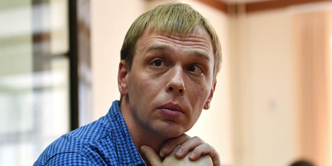 Голунов пришел в суд в бронежилете и в сопровождении силовиков