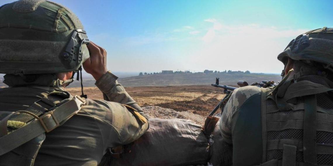 Турция сбила два самолета ВВС Сирии