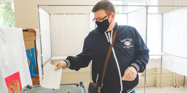 Как голосовали россияне: фотографии с избирательных участков