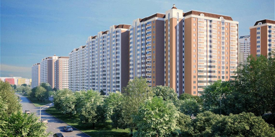 В России рухнули продажи квартир
