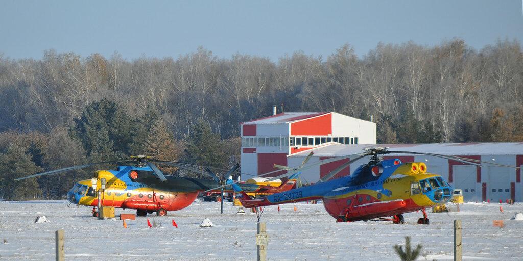 Единственное в России вертолетное училище 2 года не выпускает курсантов из-за сломанных машин
