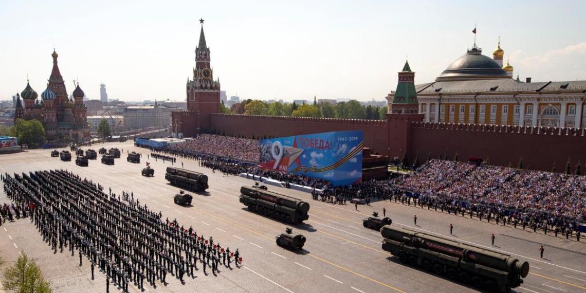 День Победы оказался для россиян важнее Нового года
