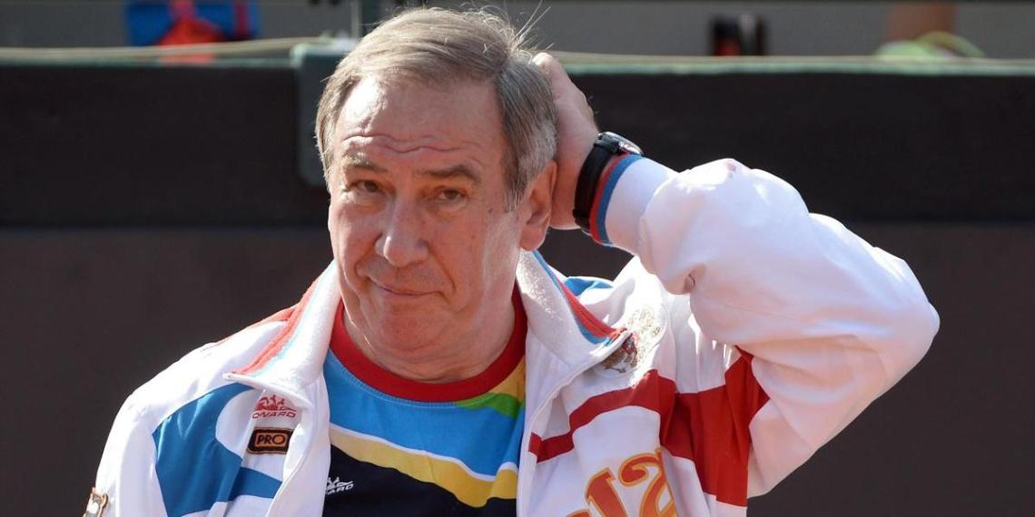 Президент Федерации тенниса России: Ельцин предотвратил гражданскую войну
