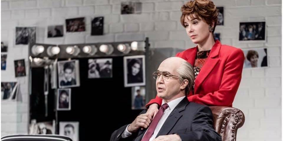 Горбачев оценил премьеру спектакля о себе