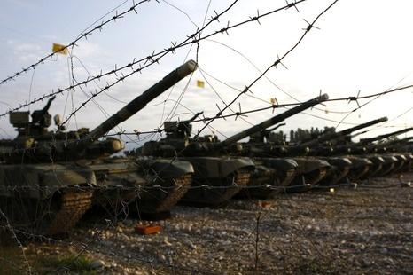 Россия не исключает возможности нанесения ответных «точечных ударов» по украинской территории