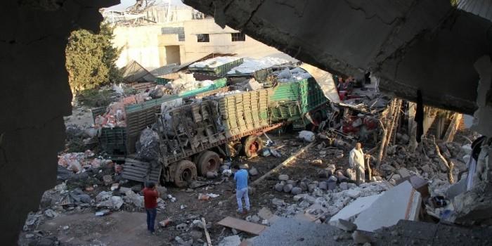 Минобороны опровергло причастность России и Сирии к удару по гумконвою ООН
