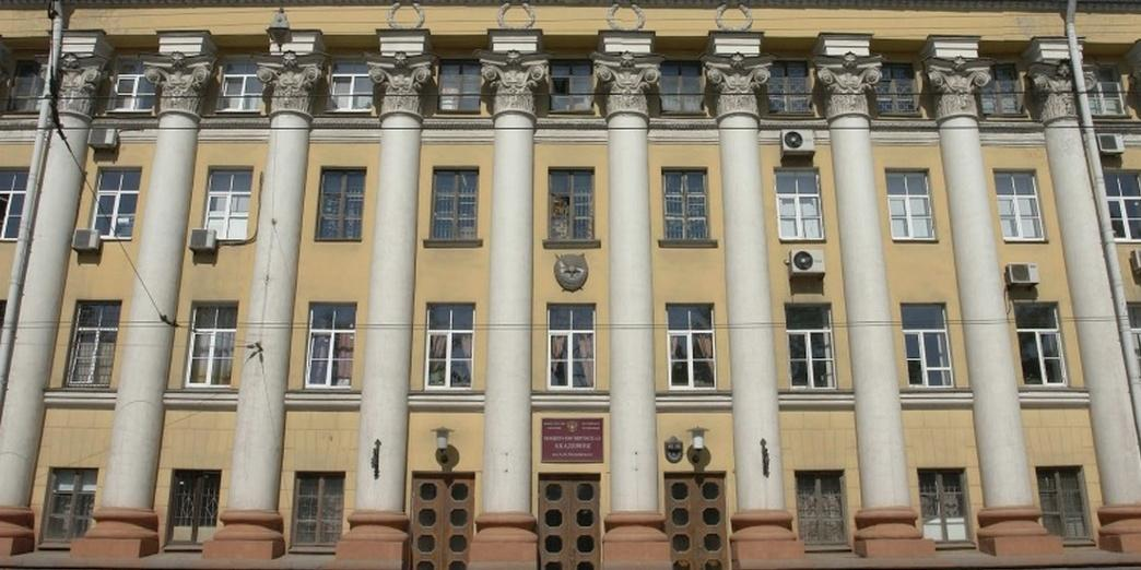 В петербургской Военной академии прогремел взрыв