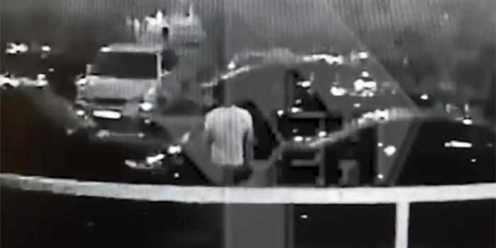 Появилось видео избиения депутата Госдумы