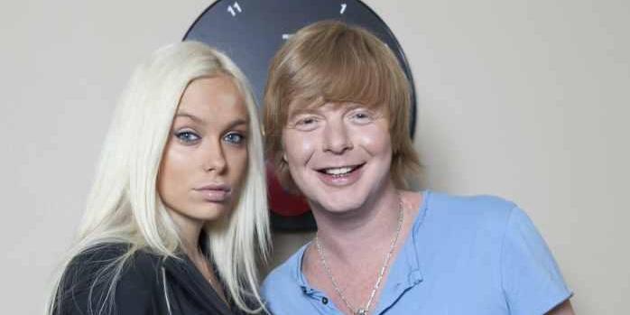 Бывшая жена Григорьева-Апполонова показала фото рыжего ребенка от нового мужа
