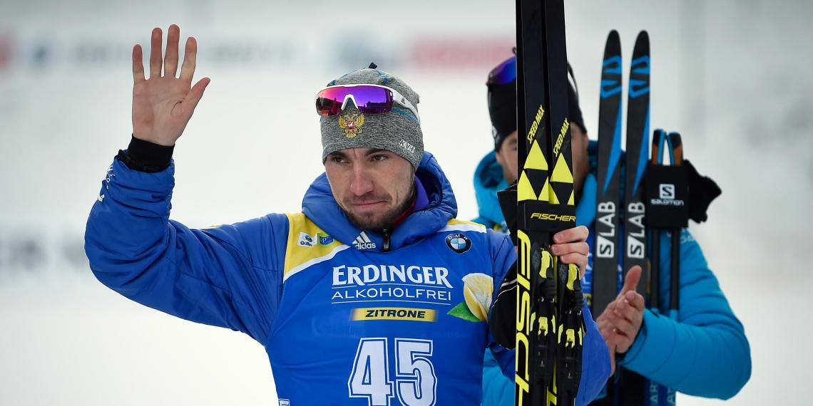 Бьорндален вступился за оскорбленного после победы на Кубке мира Логинова