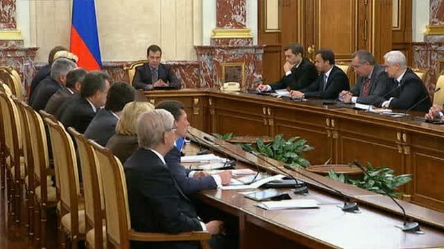 Правительство России готово реструктурировать кредиты 71 региона
