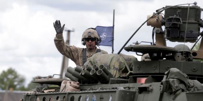 """НАТО планирует нанять """"русских"""" для своих учений в Германии"""