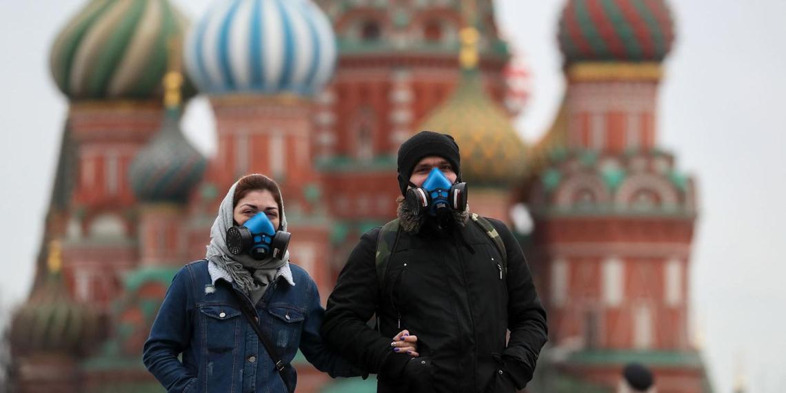 В России выявили 7099 новых случаев заражения Covid-19