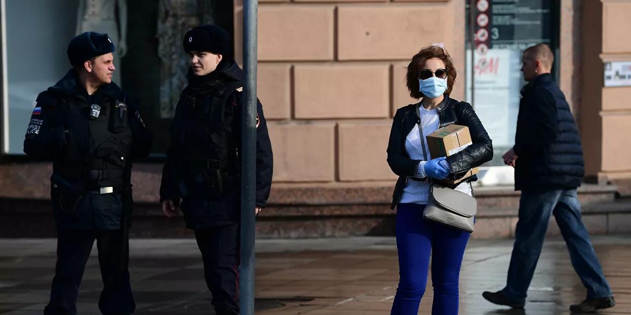 Госдума завтра примет закон о 7 годах тюрьмы за нарушение карантина
