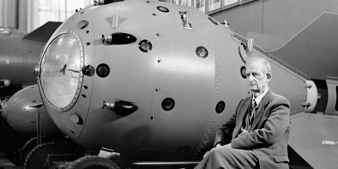 Рассекречены материалы об истории атомной отрасли России
