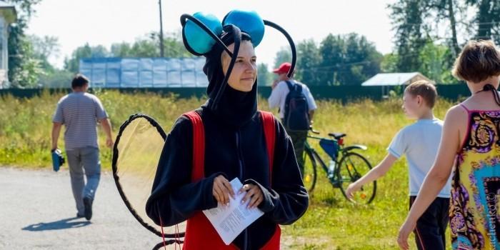 Пермяки соревновались количеством укусов на фестивале Русского комара