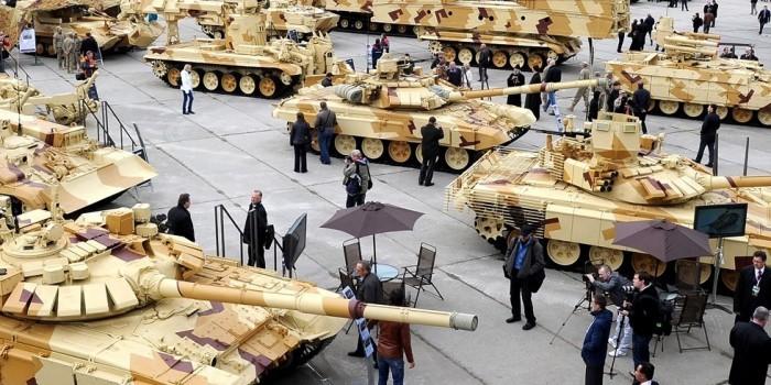 Портфель оружейных заказов побил рекорд последнего десятилетия