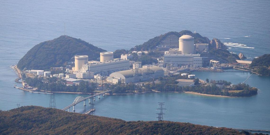 В Японии после аварии вновь запустят АЭС с истекшим сроком эксплуатации