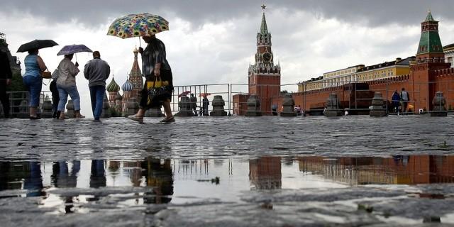 Синоптики подсчитали количество погожих дней в Москве до конца лета