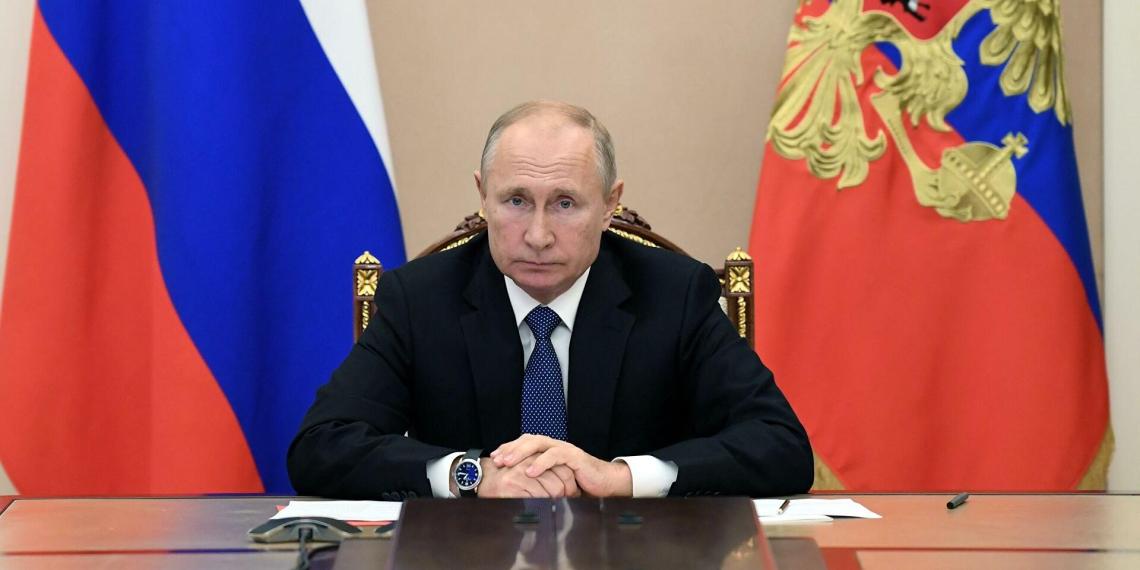 Путин уличил власти Украины в зачистке политического поля