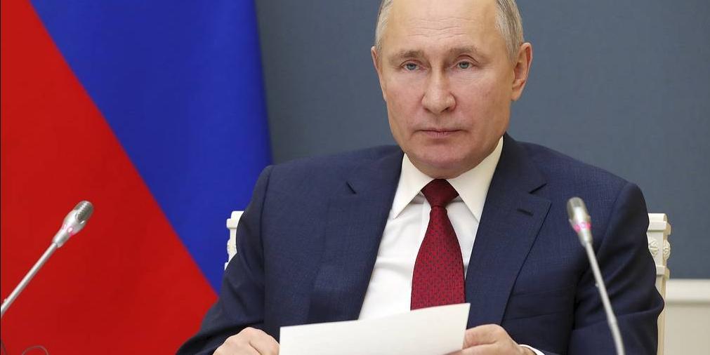 Путин подписал указ о единовременной выплате семьям с детьми по 10 тысяч рублей