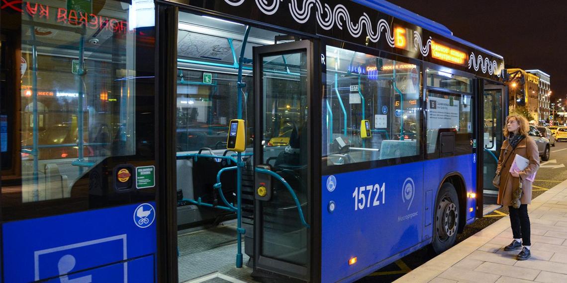 Собянин рассказал о планах по развитию столичного общественного транспорта