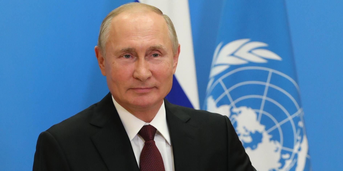 Президент РФ предложил бесплатные поставки российской вакцины от коронавируса для сотрудников ООН