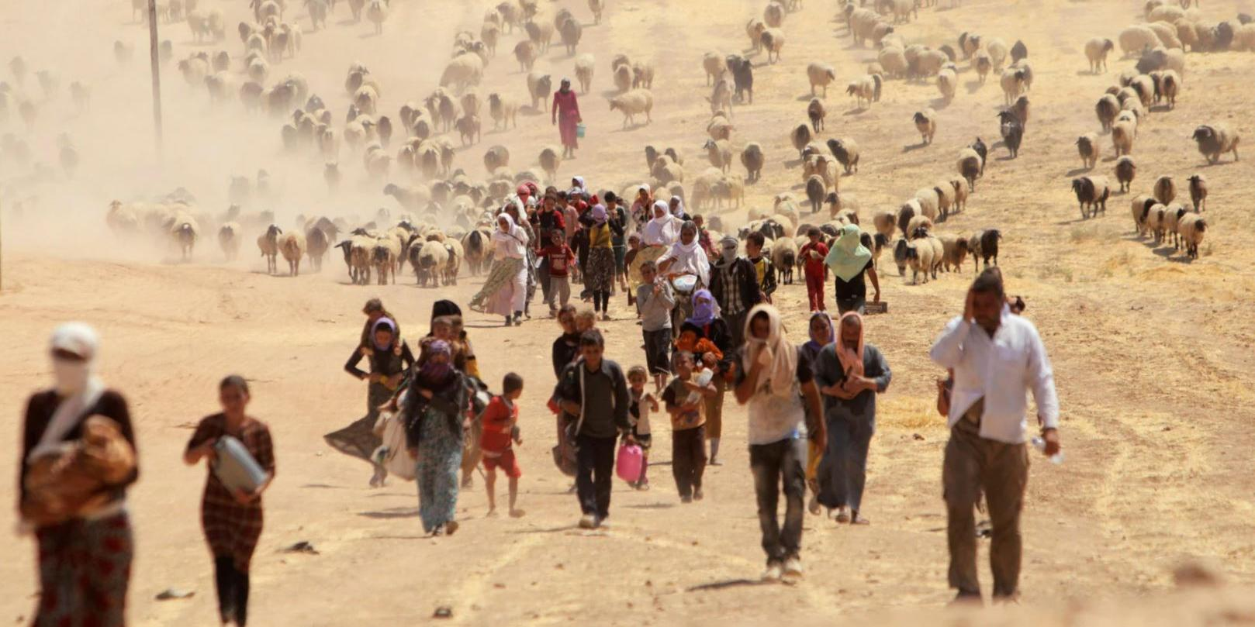 Bloomberg: США попросили Таджикистан принять афганцев