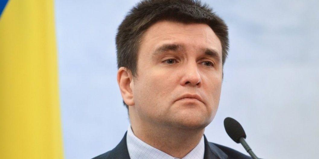 Климкин: скорее марсиане будут наблюдать за выборами, чем россияне