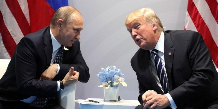 Трамп раскрыл подробности о неформальной встрече с Путиным на саммите G20