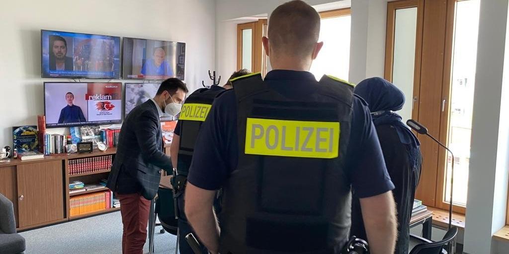 В Германии задержали британца, заподозренного в работе на российскую разведку
