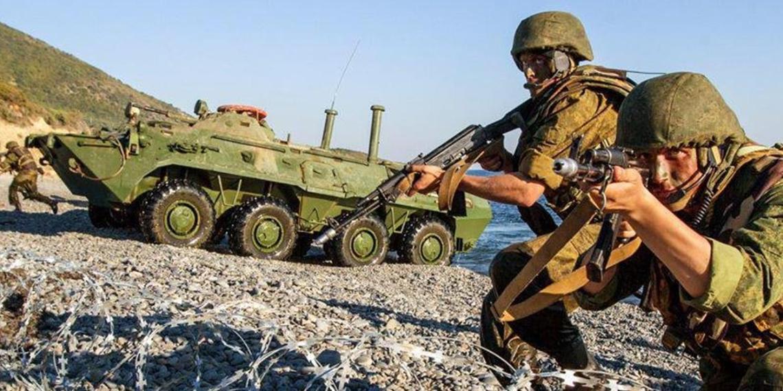 """Украина зовет НАТО, чтобы ответить на российские учения """"Кавказ-2020"""""""