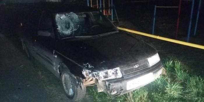 В Прикамье очевидцы задержали пьяного водителя, насмерть сбившего подростка