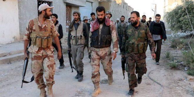 """NYT: сирийская группировка """"Армия ислама"""" объявила войну российским войскам"""